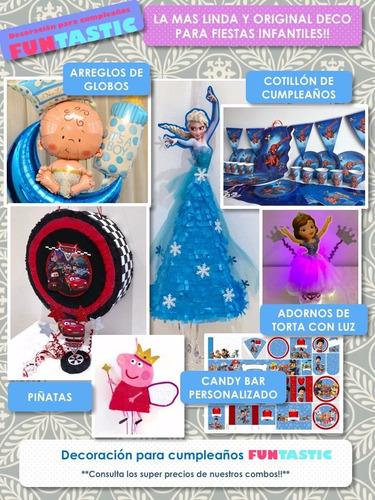 piñata princesita sofia -en stock- envio inmediato!