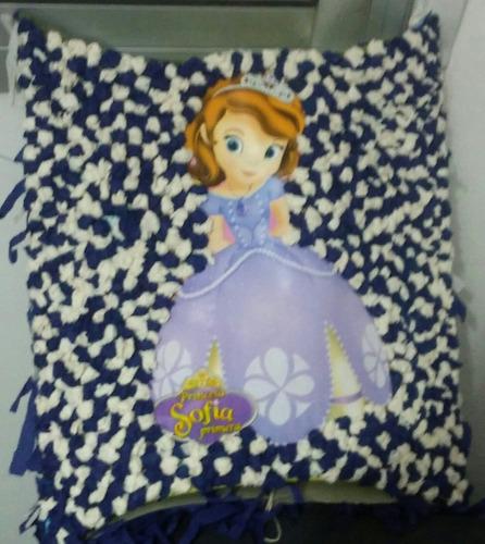 piñata princesita sofía estilo mexicana