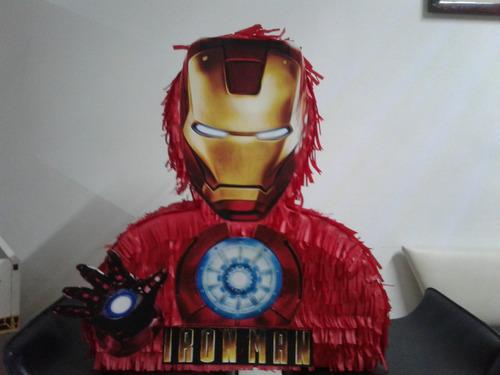 piñata super heroes