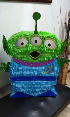 piñata toy story marcianito entrega inmediata