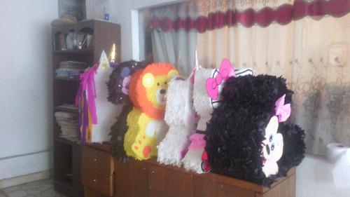 piñatas!!! 80cm-1m aprox. cualquier diseño en papel mache
