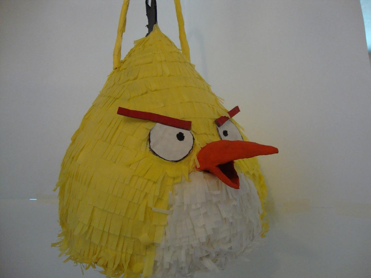 Piñatas Angry Birds - $ 250.00 en Mercado Libre