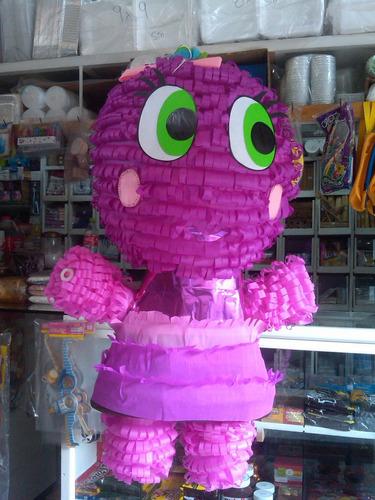 piñatas de personajes de tv y movies envios 239.00 int. rep.