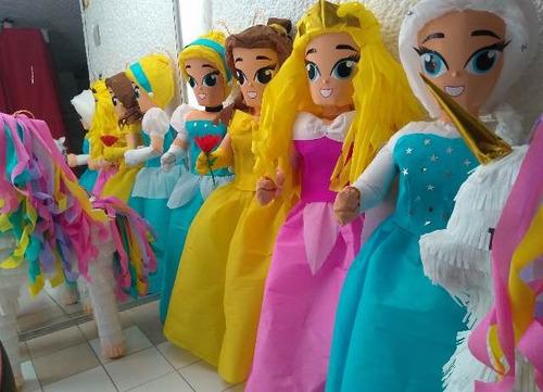 piñatas de princesas modelo a elegir
