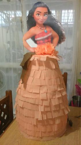 piñatas de princesas varios modelos
