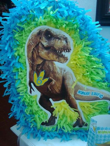 piñatas dinosaurio t-rex