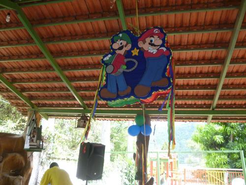 piñatas fabulosas y para recordar