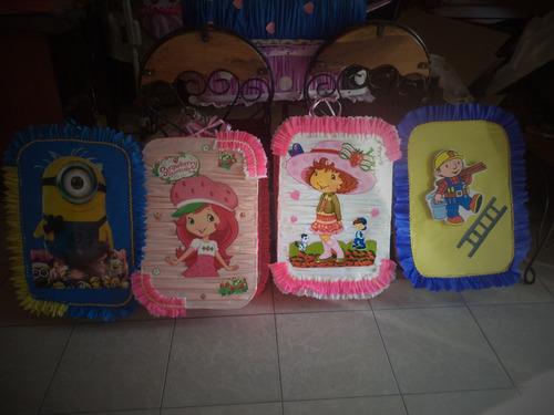 piñatas infantiles entamboradas en caripito
