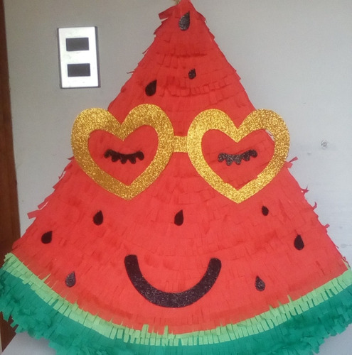 piñatas infantiles, y mini piñatas. lazos, diademas, pinzas