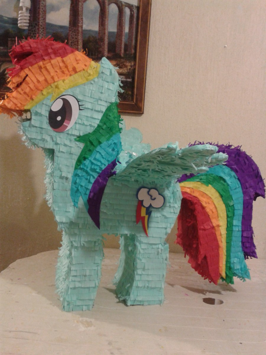 Pi 241 Atas My Little Pony Rainbow Dash Caricaturas 359 00
