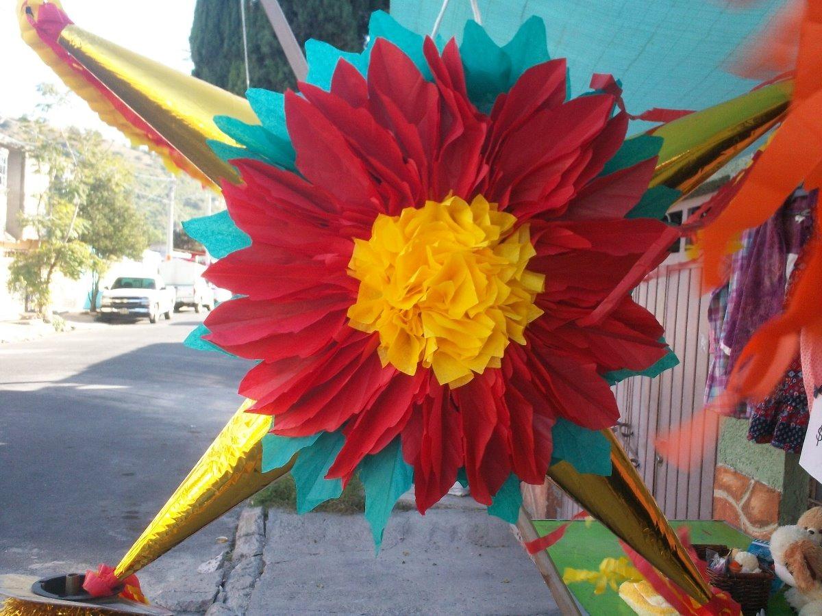 Piñatas Navideñas Para Decoración Y Romper