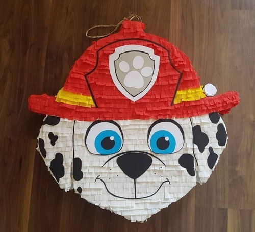 piñatas paw patrol / piñatas personalizadas) fiesta infantil