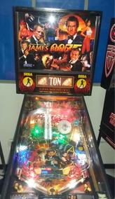 Pinball Fliperama Sega 007 Goldeneye - 10 5mil À Vista