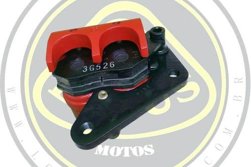 pinça caliper freio dianteiro dafra citycom 300 60113-a21a
