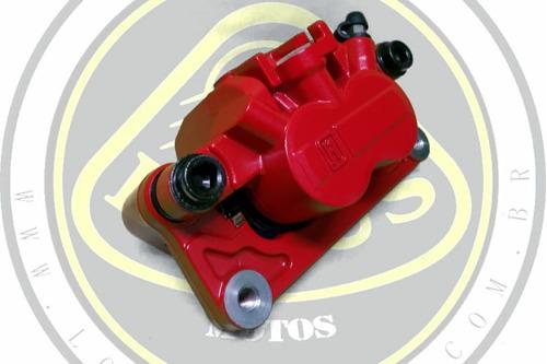 pinça caliper freio dianteiro dafra next 250 original 60135