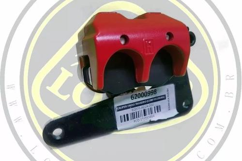 pinça caliper freio traseiro dafra citycom 300 original + nf