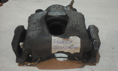 pinça de freio original l/e gm corsa/celta/prisma