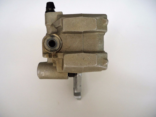 pinça freio traseiro nissin crf 230 crf230 adaptação disco