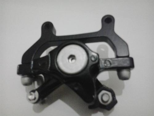 pinças de freio à disco marca zoom com adaptador 203mm d/t