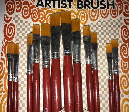 pincel arte pintura