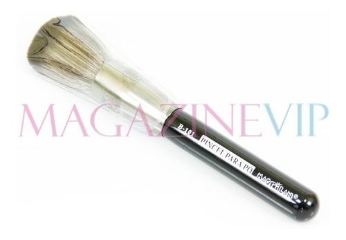 pincel para pó macrilan b-101 qualidade profissional, cd_391