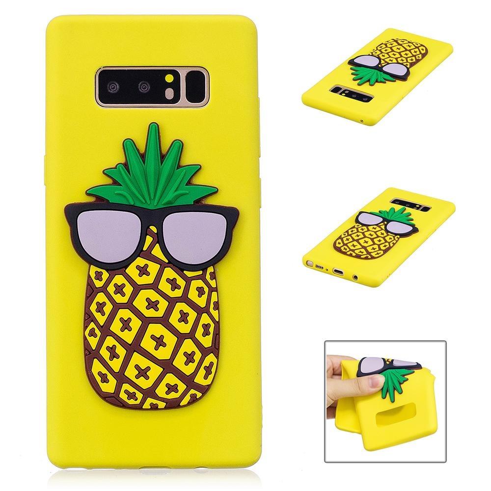 Pineapplle Dibujos Animados Comida Kawaii Cute Teléfo 6667