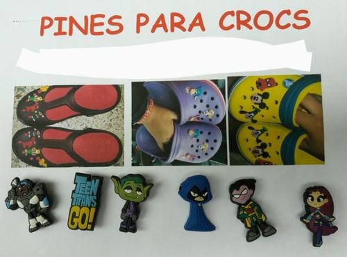 pines crocs