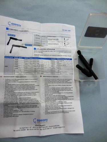 pines (kit) de bloqueo de volante bmw 2.0cc y 3.0cc diesel