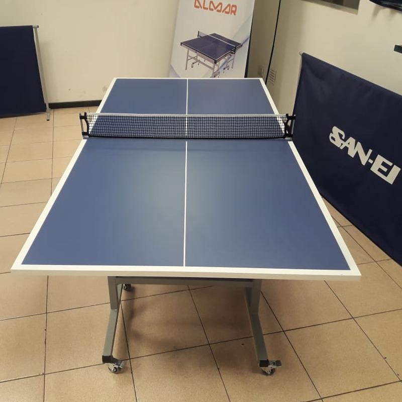 76e5b1605 Cargando zoom... mini mesa de ping pong ideal para espacios reducidos