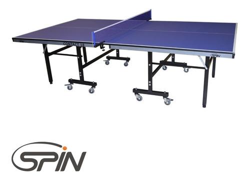 ping pong mesa tenis de mesa profesional 18mm spin contact18