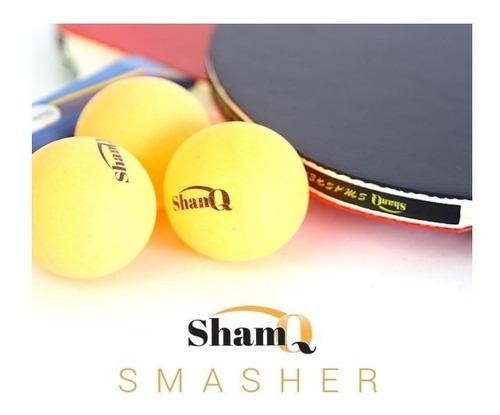 ping pong raquetas