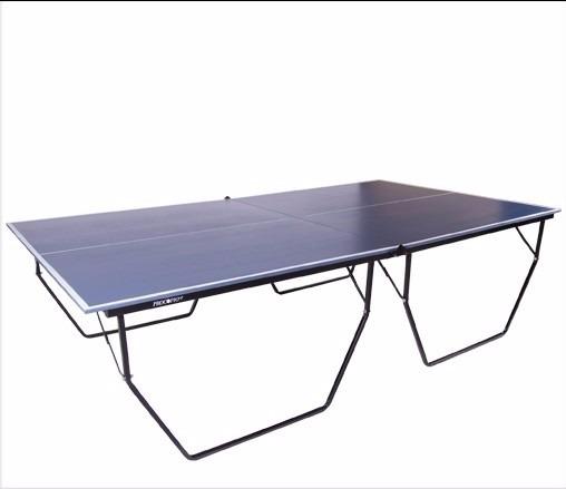 8eef06751 Ping-pong tênis De Mesa Oficial dobrável C  Rodas Nova!!! - R  1.190 ...