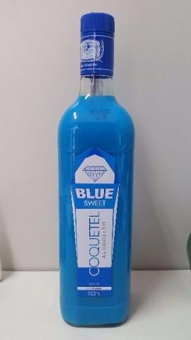 pinga azul - blue sweet