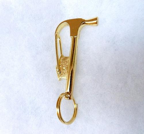 pingente chaveiro martelo chave grifo inglesa frete grátis