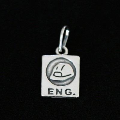 pingente de prata 925 engenharia