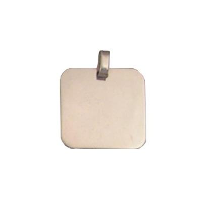 pingente de prata com foto gravada / fotogravação 16.4mm x