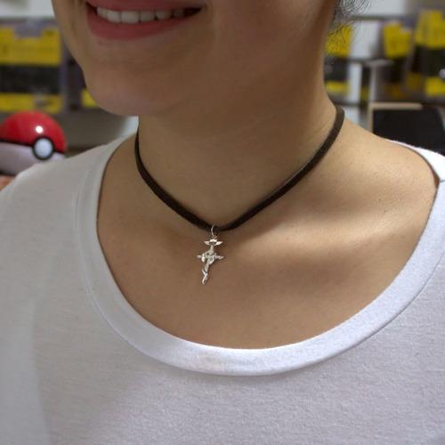 pingente em prata 925 - full metal alchemist - 1099