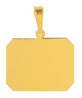 pingente folheado a ouro com foto gravada / fotogravação
