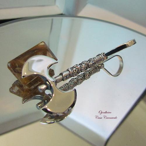 pingente machado viking  prata legítima