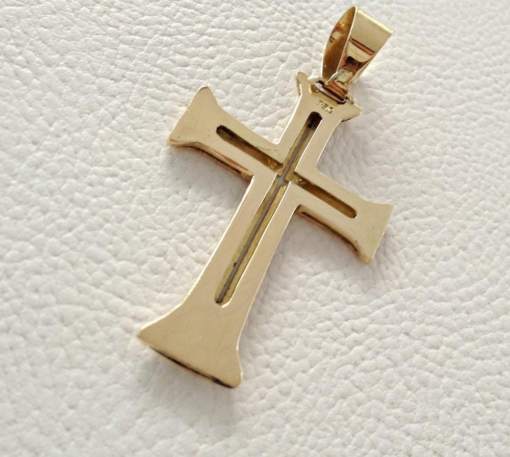 96a9fdde51229 pingente ouro 18k de cruz crucifixo modelo centurião romano. Carregando  zoom.