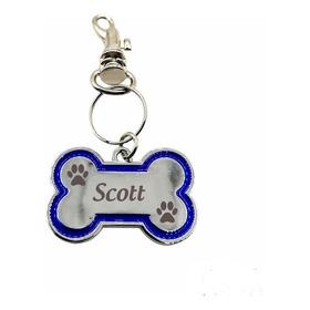 Pingente Pet Em Aço Cromado Dog Tag Personalizadas