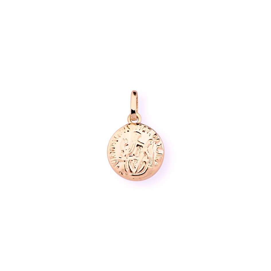 Pingente São Bento Ouro Rosa - R  419,50 em Mercado Livre 936a948c7e