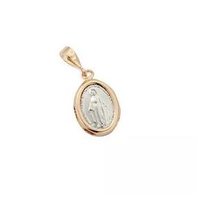 4b76db90d Medalha Milagrosa Nossa Senhora Das Graças Rommanel 540381