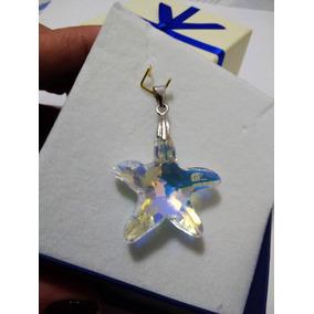 09337961a9e34 Estrela Do Mar Pingente Com Cristal Swarovski - Joias e Relógios no ...