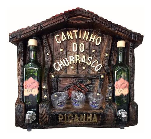pingometro casa cantinho do churrasco - picanha - bbq