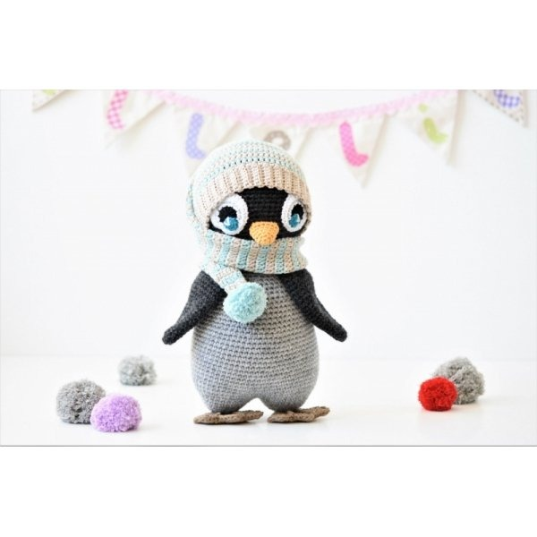 Amigurumi Receitas Português - Receitas Crochê Pinguim Top #16 ...   600x600