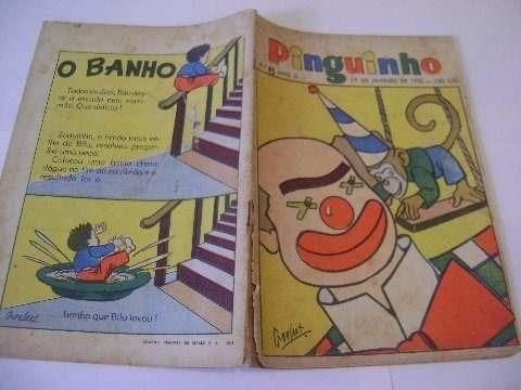 pinguinho nº 13 - janeiro 1955
