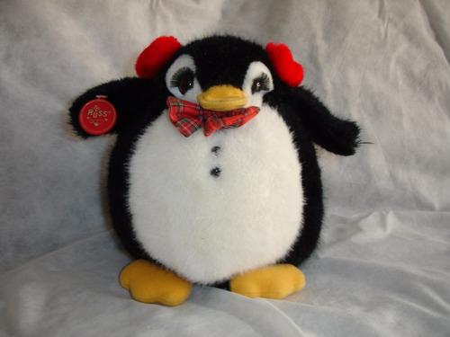 pinguino 25 cms de alto