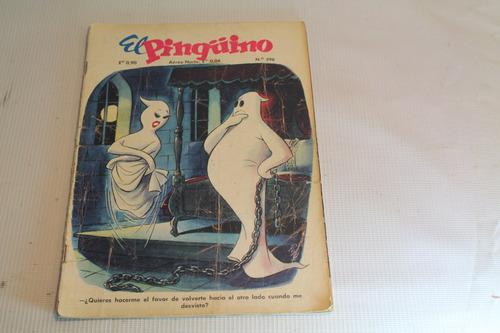 pinguino revistas comics adulto años 1962 y 1964 (3)
