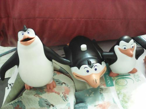 pinguinos de juguete